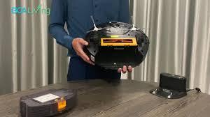 Robot hút bụi lau nhà Kuchen của Đức rất đáng mua - YouTube