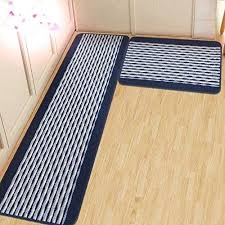 kitchen rug set floor non slip washable bath mats water non slip kitchen mats