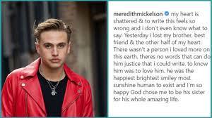 What did Daniel Mickelson die of? The ...