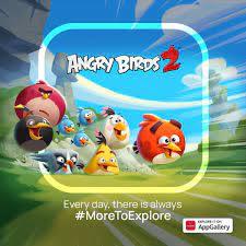 Huawei đưa game Angry Birds 2 lên AppGallery - Hitvn