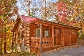 1 Bedroom Cabin Rentals in Pigeon Forge TN