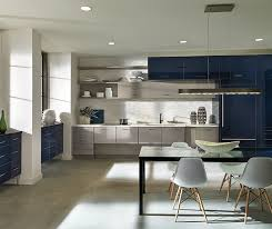 contemporary kitchen design. In Modern Kitchen Always Is About Sharing A Tendency Toward The Horizontal: Long, Wide Lines, Stacks Of Drawer Cabinets Lined Row, Hardware Set Long Contemporary Design