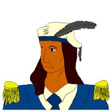 Bookunitsteacher Com Indians Navigation Native American Chart Htm Famous Native Americans Tecumseh