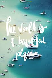 Travel Beautiful Places Quotes