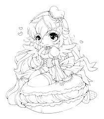 Anime Character Coloring Pages Anime Character Coloring Pages Anime