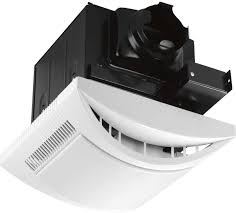 Progress Lighting Pv021 30wb Bath Exhaust Fan White 1 Lt 80 Cfm Ventilation Fan With Bulb Bathroom Fans