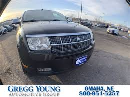 2007 Lincoln Mkx Base For Sale In Omaha Ne By Gregg Young Chevrolet Omaha A15040a