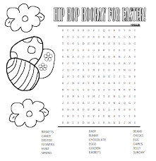 Small Picture Easter Coloring Pages And Word Searches gobel coloring page