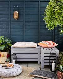transform tired garden furniture with a