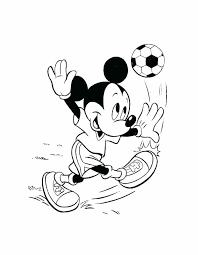 Mickey Mouse Coloring Pages Printable Innovative Mickey Mouse