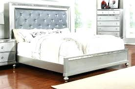 Tufted Bedroom Sets Black 5 Piece Set King Size Queen Modern