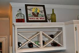wine rack cabinet above fridge. Wine Rack Cabinet Above Fridge E