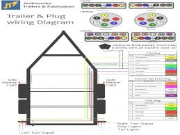 trailer wiring diagram 7 way new wiring diagram symbols connector related post