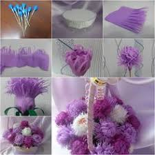 How To Make Paper Flower Bouquet Step By Step Beautiful Paper Flowers Hyacinths Diy Saved Pinterest Paper