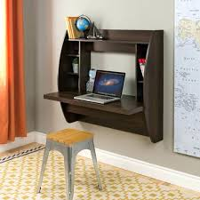 compact desks for small spaces uk the best wall mounted desk designs homes