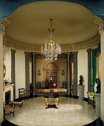 Regency Interior Design Painting