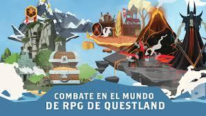 Derrota los horcos que invaden dunmar. Questland Rpg De Accion Por Turnos Aplicaciones En Google Play