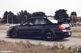 Aggressive STi - via Elvis Skender | Stance:Nation | Pinterest ...