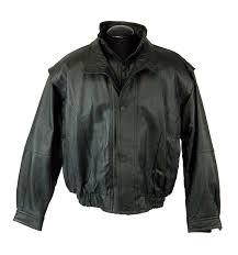 image 1 of 5 men s pelle cuir leather jacket