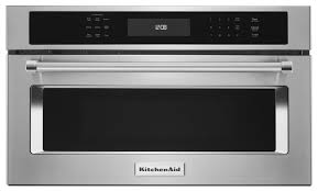 kitchenaid convection microwave. KitchenAid® 30\u2033 Built In Microwave Oven With Convection Cooking Kitchenaid A