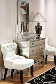 living room with mirrored furniture. Mirrored Chest\u2026 Charisma Design Living Room With Furniture O
