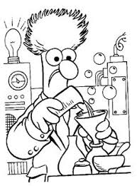 Small Picture Chemistry Coloring Pages FunyColoring
