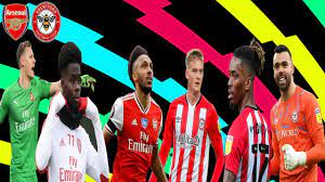 Brentford-Arsenal ارسنال-برينتفورد - YouTube