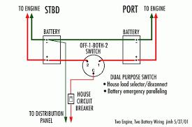 perko dual battery switch wiring diagram wiring diagram and dual battery wiring diagram camper at Dual Battery Wiring Diagram 4x4