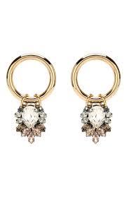 Женские золотые серьги <b>ANTON HEUNIS</b> — купить за 12300 руб ...