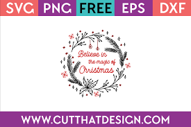 Free svg files to use with your silhouette or cricut cutting machine. Free Svg Files Christmas Archives Cut That Design