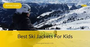 Best <b>Ski Jackets</b> For Kids Reviewed <b>2019</b> | GearWeAre.com