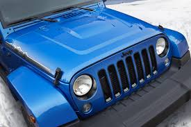 Jeep Wrangler Polar Special Edition Pictures and Details - AutoTribute