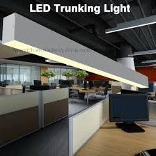 office pendant light. Office Pendant Trunking System LED Linear Fixture Light