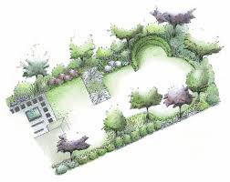 Small Picture 2925 best garden plan images on Pinterest Landscape designs