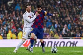 Мадридский «реал» добыл победу в гостевом противостоянии с «барселоной». Sergio Ramos Says Real Would Ve Won More Had It Not Been For Messi Barca Blaugranes