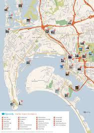 filesan diego printable tourist attractions map  wikimedia