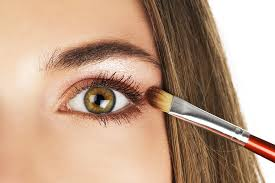usually beauty gers or yours apply their eye makeup with their eyes closed while this is okay for those with almond shaped eyes this technique