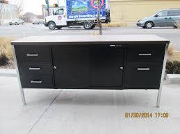 vintage metal office furniture. Credenza - Office Vintage Metal Furniture M
