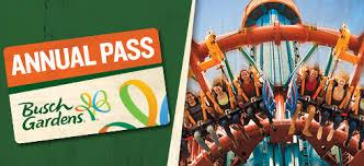 busch gardens tickets. Buy An Annual Pass To Busch Gardens Tampa Bay Tickets D