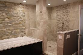 Fascinating Open Shower Stall Pictures - Best idea home design .