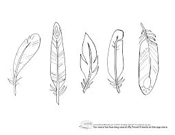 Small Picture Feather Coloring Page D5cab22f8244d2d8a188fcb22a66a2fcpng