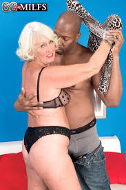 60 Plus MILFs FREE Mature Porn Part 14 Sixty Plus MILF Jeannie Lou Gets a Creampie from a Big Ebony Cock.