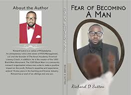 Fear of Becoming a Man (English Edition) eBook: Sutton, Richard D, Derban,  Alvenia Effie: Amazon.com.mx: Tienda Kindle