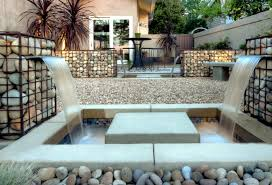 Small Picture Build raised beds benches and gabion fence itself gabions in