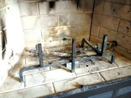 convert gas starter fireplace to logs image collections
