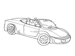 Voiture Automobile 95 Transport Coloriages Imprimer