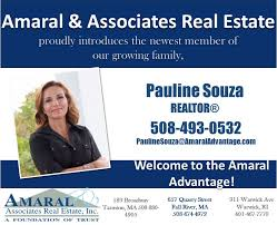 New Realtor Announcement Amaral And Associates Real Estate