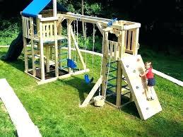 kids outdoor climbing wall building an outdoor climbing wall outdoor rock climbing wall for playhouse google