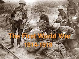 how did world war i start and end in