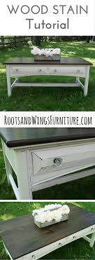 Refinish Stained Wood Best 10 Staining Wood Furniture Ideas On Pinterest Wood Stain